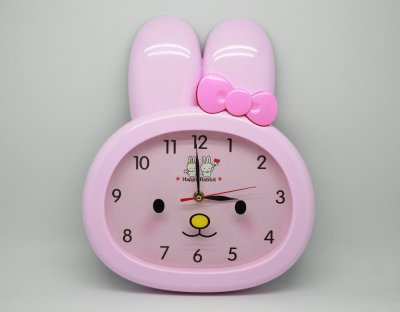 Children Funny RABBIT wall clock (Original Price: $ 99 Special Price: $ 79)