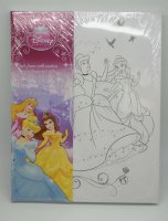 disney 系列A4 paper frame with markers(原價$25 特價:$15.7)