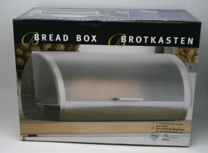 rost frei 系列不銹鋼BREAD ﹠ COOKWARE STORAGE CASE (原價:299 特價$191)
